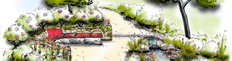 Gartenwege, Wege im Garten: Die schönste Verbindung