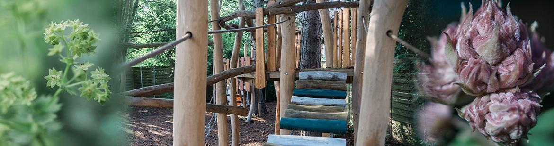 Spielplatz-Garten-Pflasterarbeiten